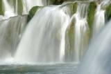 Skradinski Buk Water Mass of Lowest Step of Waterfall Photographic Print