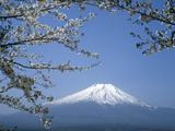 Mount Fuji Photographic Print