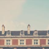 Oval Window Fotografie-Druck von Laura Evans