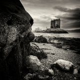 Castle in Lake Photographic Print by Craig Roberts
