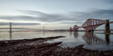 Forth Road Bridge Photographic Print by Aaron Yeoman