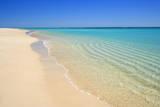 Dream Beach White Sandy Beach, Clear Turquoise Photographic Print