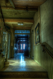 Haunting Building Interior Photographic Print by Nathan Wright