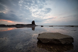 Seascape in England Photographic Print by Aaron Yeoman