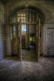 Decaying Room Interior Photographic Print by Nathan Wright