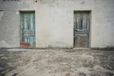 Old Doors Photographic Print by Clive Nolan