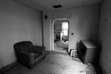 Abandoned Room Interior Photographic Print by Rip Smith