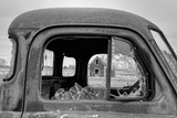 Abandoned Old Truck Photographic Print by Rip Smith