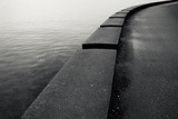 Sea Wall Photographic Print by Sharon Wish