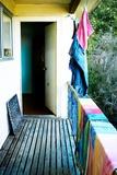 Samall Balcony in House Photographic Print by Steven Allsopp