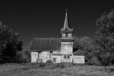 Lutheran Church Photographic Print by Rip Smith