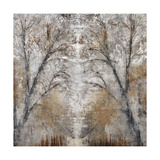 Silver Path Giclee Print by Alexys Henry