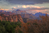 Outside Zion (Landscape) Southern Utah Photographic Print by Vincent James