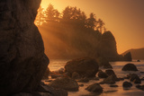 Last Rays Before Sunset, Trinidad California Photographic Print by Vincent James