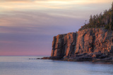 Morning Scene at Otter Point, Acadia National Park Photographic Print by Vincent James