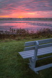 Beautiful Morning View, Mainer Coast Photographic Print by Vincent James