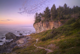 End of the Day at Patrick's Point, California Coast Photographic Print by Vincent James
