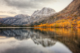 Reflection at Silver Lake, Eastern Sierras Photographic Print by Vincent James