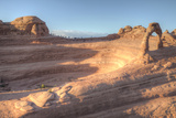 Alt Viewpoint at Delicate Arch, Arches National Park Photographic Print by Vincent James