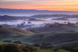 Sweet Petaluma Morning, Northern California Photographic Print by Vincent James