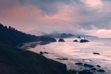 Milky and Stormy Morning at Cannon Beach, Oregon Coast Photographic Print by Vincent James