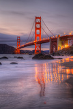 Late Summer View at the Lovely Golden Gate, San Francisco Photographic Print by Vincent James