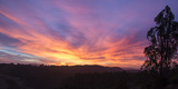 Oakland Hills Sunrise Panorama Photographic Print by Vincent James