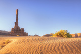 Morning at the Totem Pole, Monument Valley Arizona Photographic Print by Vincent James