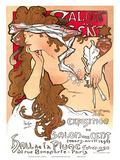 Salon des Cent, Art Nouveau, La Belle Époque Posters by Alphonse Mucha