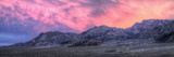 Death Valley Sunset Panorama Photographic Print by Vincent James