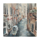 Streets of Venice Giclee Print by Farrell Douglass