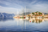 Reflections of Marmaris,Turkey Reproduction photographique par Nejdet Duzen