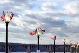 Georgetown, Key Bridge over the Potomac River Photographic Print by Hisham Ibrahim