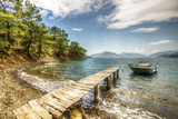 Green and Blue, Marmaris Photographic Print by Nejdet Duzen