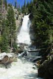 Fish Creek Falls Photographic Print by Julie Rideout