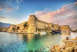 Kyrenia Harbour, North Cyprus Reproduction photographique par Nejdet Duzen