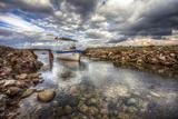 In the Storm, Izmir Reproduction photographique par Nejdet Duzen