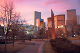 Downtown Denver Photographic Print by Javier Encinas