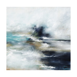 High Tide Wave I Giclee Print by Rikki Drotar