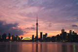TORONTO Photographic Print by JS`s favorite things