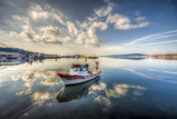 Reflection, Ayvalik Reproduction photographique par Nejdet Duzen