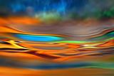 Paint Pots Fotodruck von Ursula Abresch
