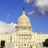 US Capitol Building, Washington Dc, USA Photographic Print by Hisham Ibrahim