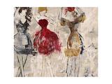 Soft Swing Giclee Print by Jodi Maas