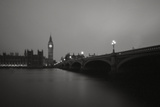 London by Night Photographic Print by Doug Chinnery