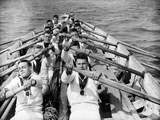 Young Sailors Photographic Print by Fox Photos