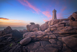 Men Ruz Lighthouse Photographic Print by Philippe Manguin