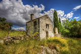 Old House, Bodrum Photographic Print by Nejdet Duzen