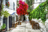 Street of Bodrum Photographic Print by Nejdet Duzen