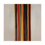 Striped and Juicy Giclee Print by Sydney Edmunds